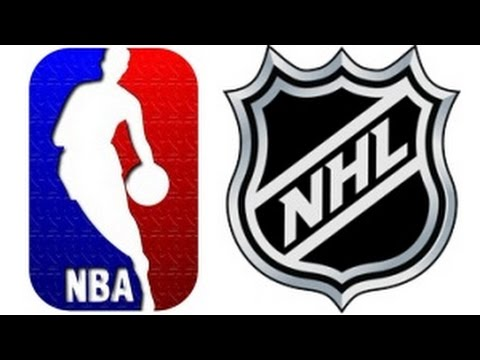 NBA and NHL Blog