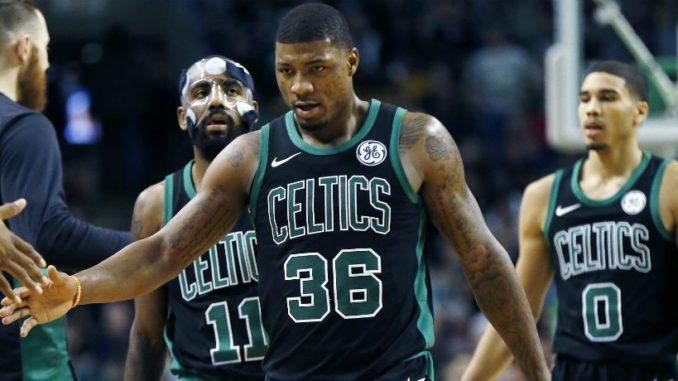 маркус смарт бостон баскетболист