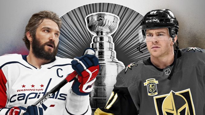Вегас - Вашингтон НХЛ Кубок Стэнли 2018 финал