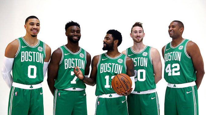 бостон селтикс 2018 2019