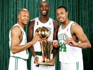 бостон селтикс лучшие игроки в истории
