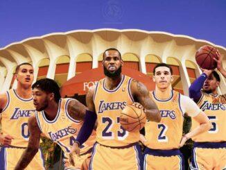 Лос-Анджелес Лейкерс состав 2018-19