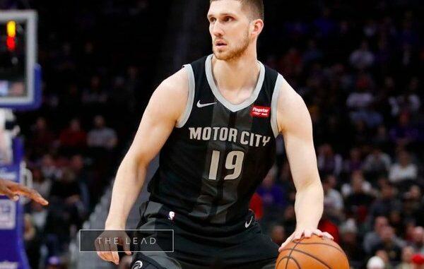 святослав михайлюк баскетболист детройт пистонс