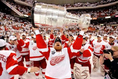 10 фактов об НХЛ,