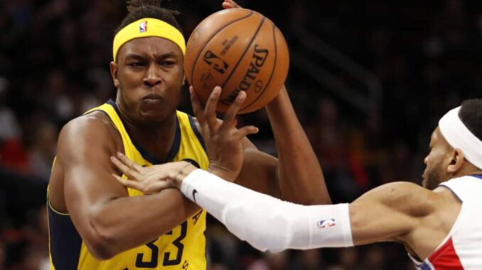 майлз тернер индиана баскетболист